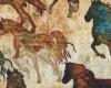 Volný, š. 110cm, Koně světlé