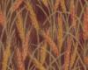 Zlatotisk obilí hnědé, š.110cm