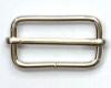 Průvlečná spona kovová š. 40mm, nikl