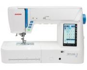 Janome elektronické šicí stroje pro náročné šití s prodlouženým ramenem
